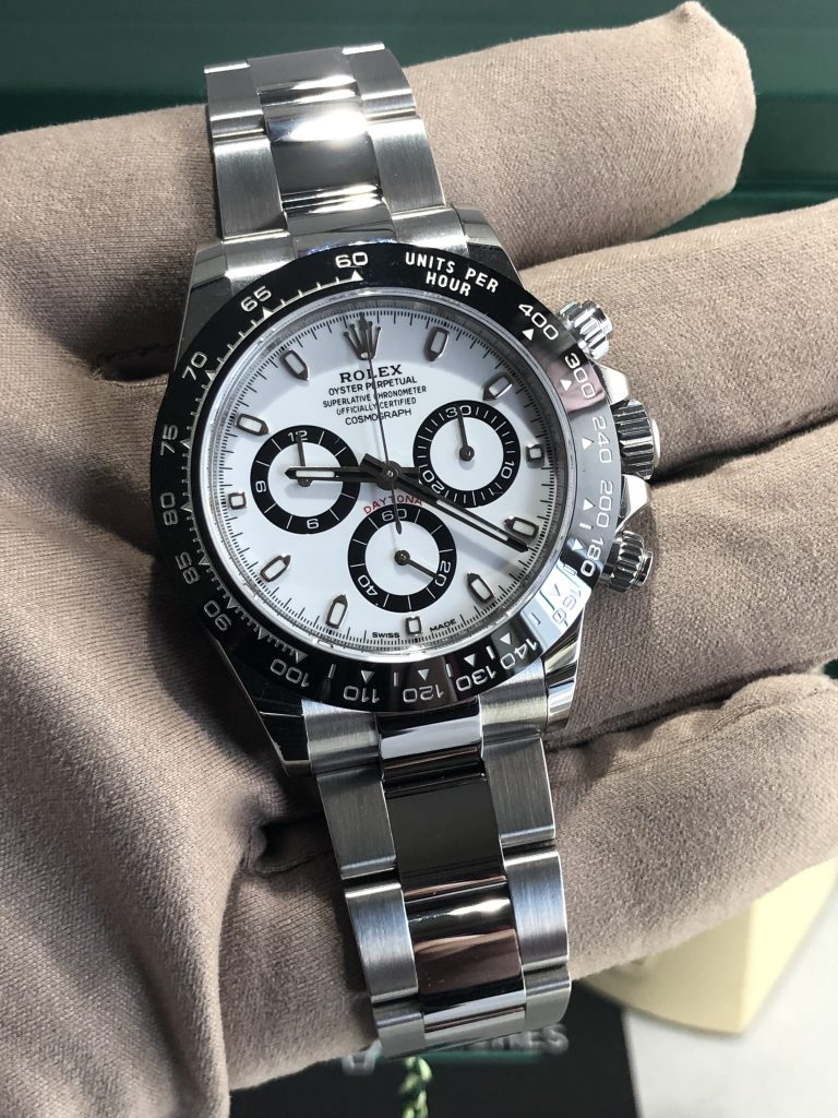Rolex Daytona Stainless Steel  2019