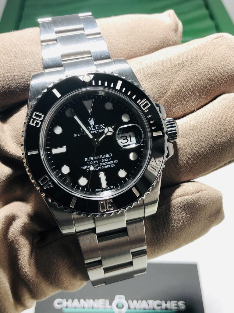 Rolex Submariner Date Stainless Steel